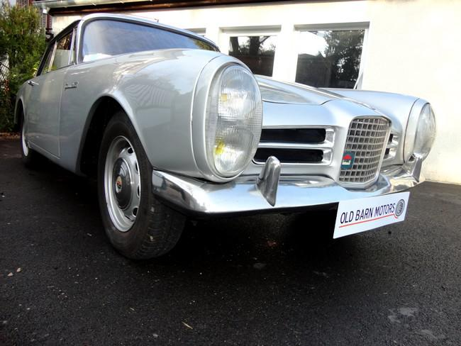 Old Barn Motors Facel Vega Facel Iii