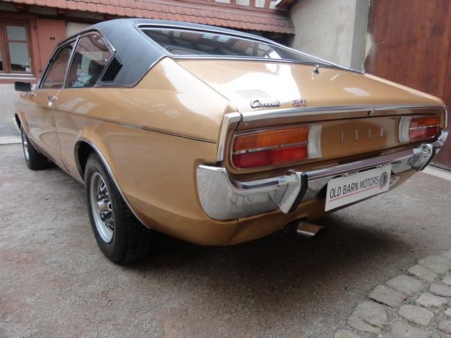 Old Barn Motors Ford Consul 2300 Gt Coupe English Page