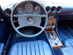Old Barn Motors Mercedes 280sl R107 2 Seats English Page