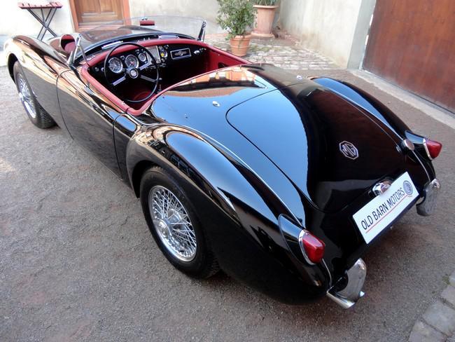 Old Barn Motors Mga 1500 Roadster Le Mans Replica