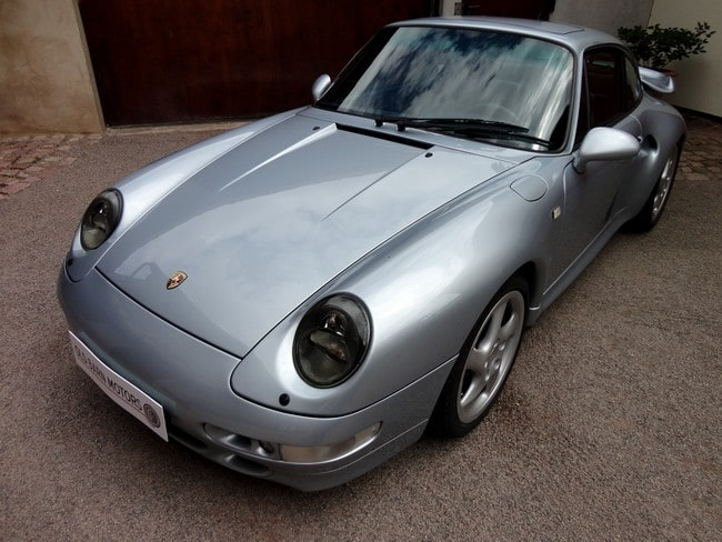 Old Barn Motors Porsche 993 Turbo Kit S English Page