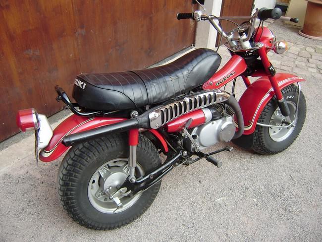 Old Barn Motors Suzuki Rv90 K Van Van English Page