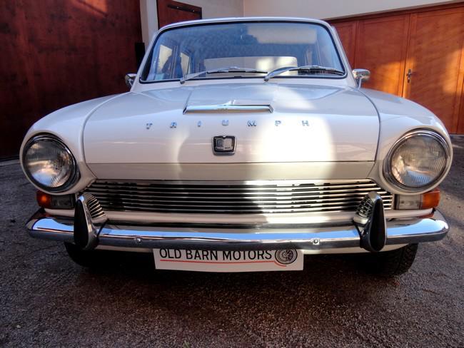 Old Barn Motors Triumph 1300 Tc Saloon English Page