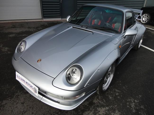 Old Barn Motors Porsche 993 Gt2 Strassenversion Confort